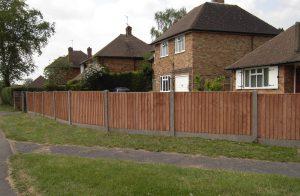 Closeboard Fence Panels | Harrow Fencing Supplies